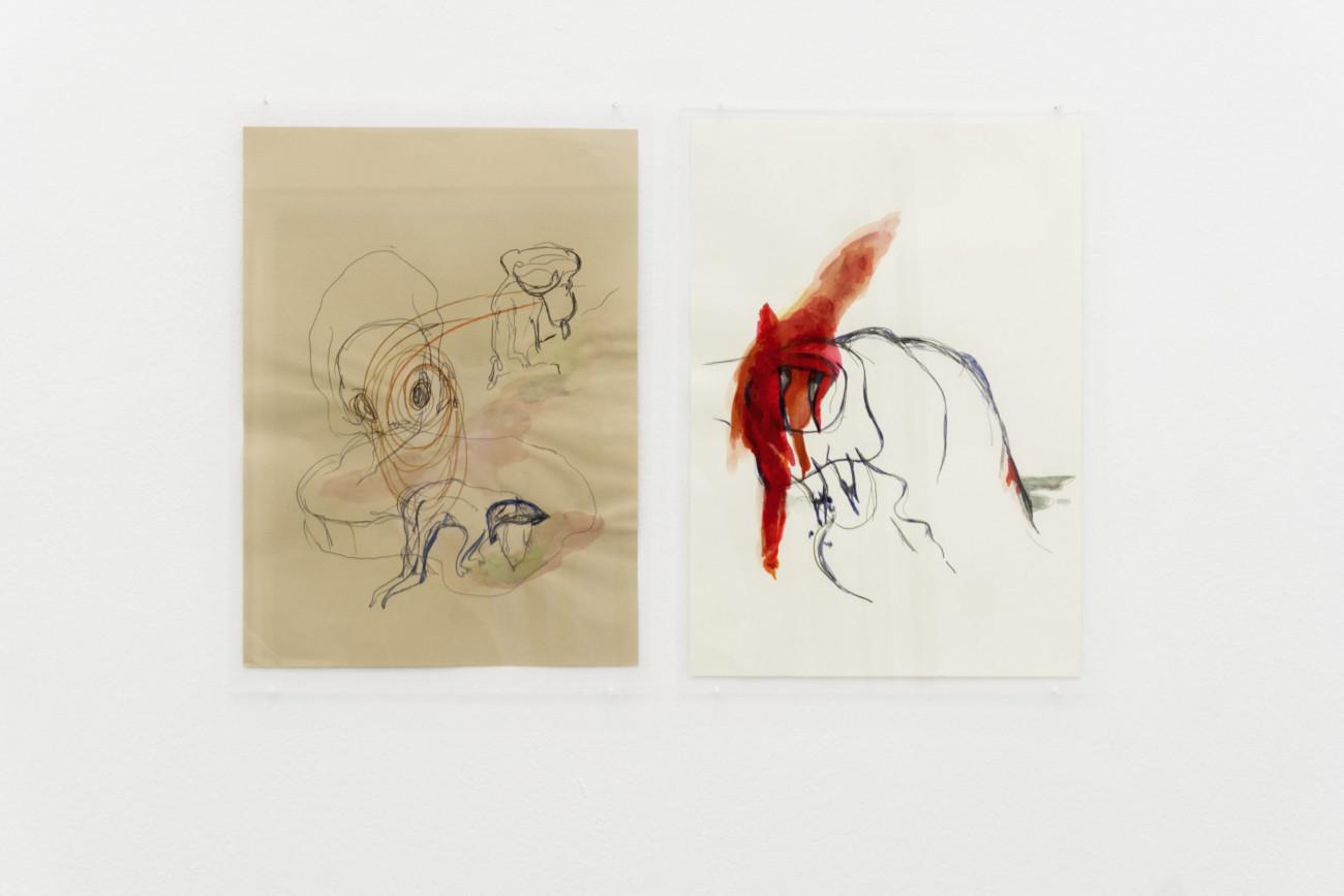 """Ani Schulze, """"S(t)imulated (E)motion"""" (Arbeitstitel) Angelika Zinzow"""