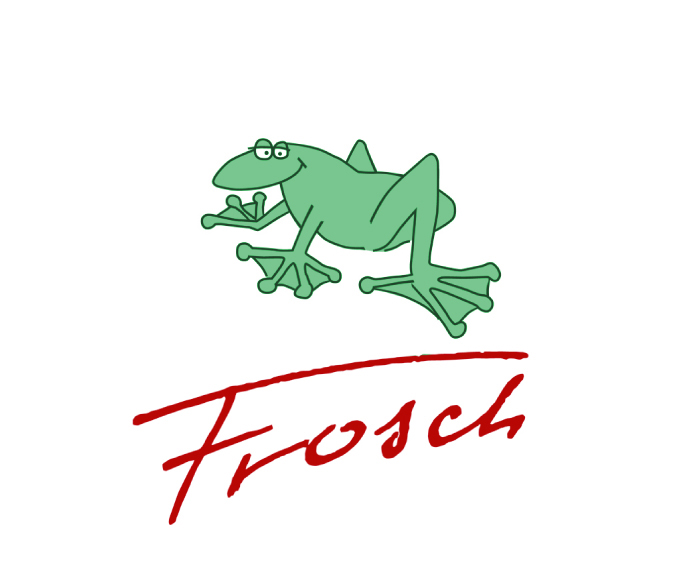 Logo Theater Frosch