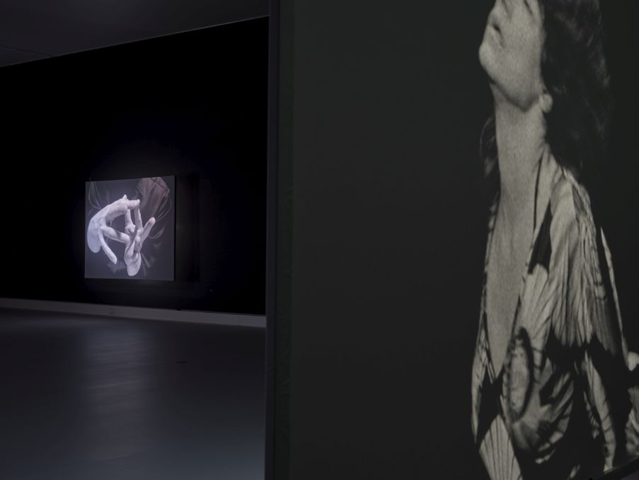 """Joachim Koester: """"The way out is the way in"""", Joachim Koester: """"The way out is the way in"""" Joachim Koester: Variations of Incomplete Open Cubes, 2011"""