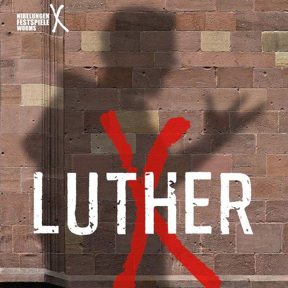 Luther, Plakatausschnitt