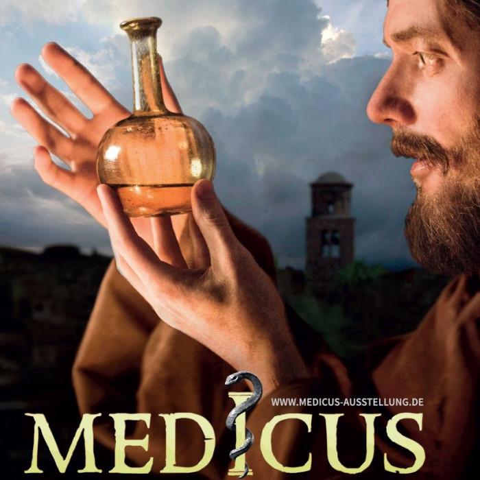 Plakat Medicus, Ausschnitt