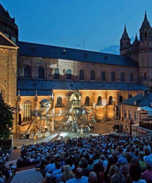 Foto: Nibelungenfestspiele Worms