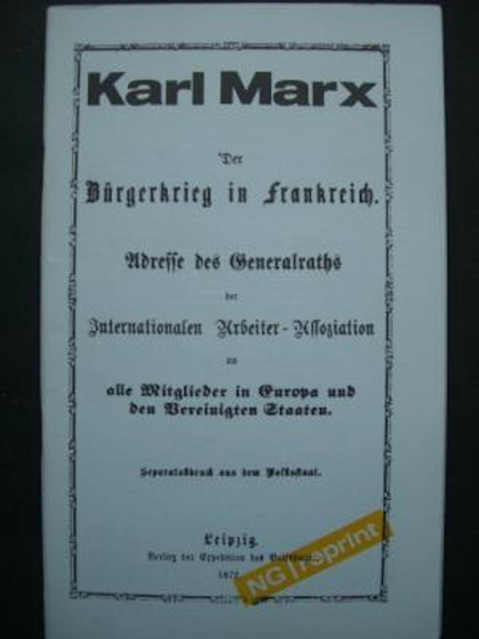 Baumeister Trier Jens Baumeister, Wir haben ja immer noch Paris. Marx & Engels in der Ville Lumière