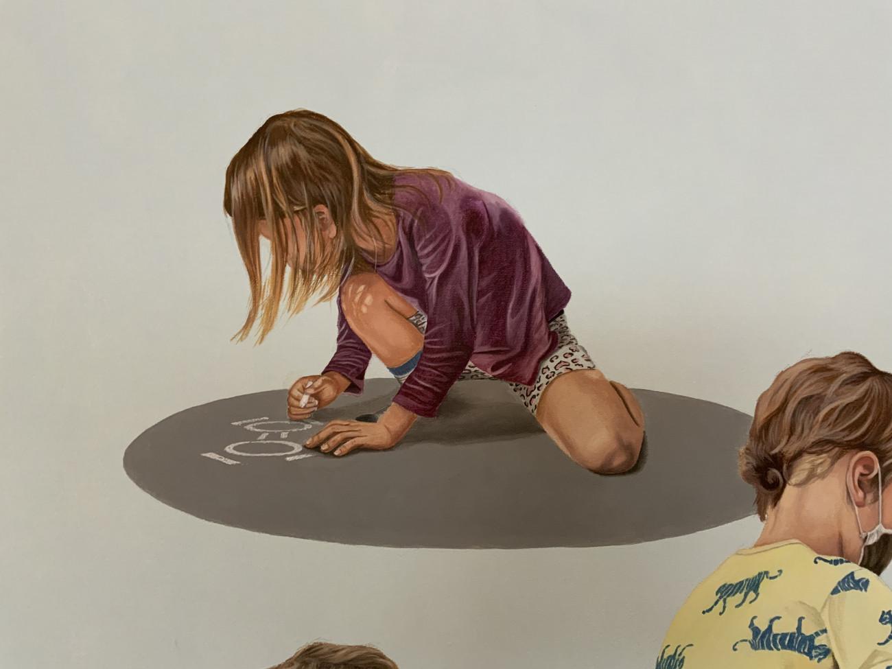 Sabine Steimer, Distance Sabine Steimer