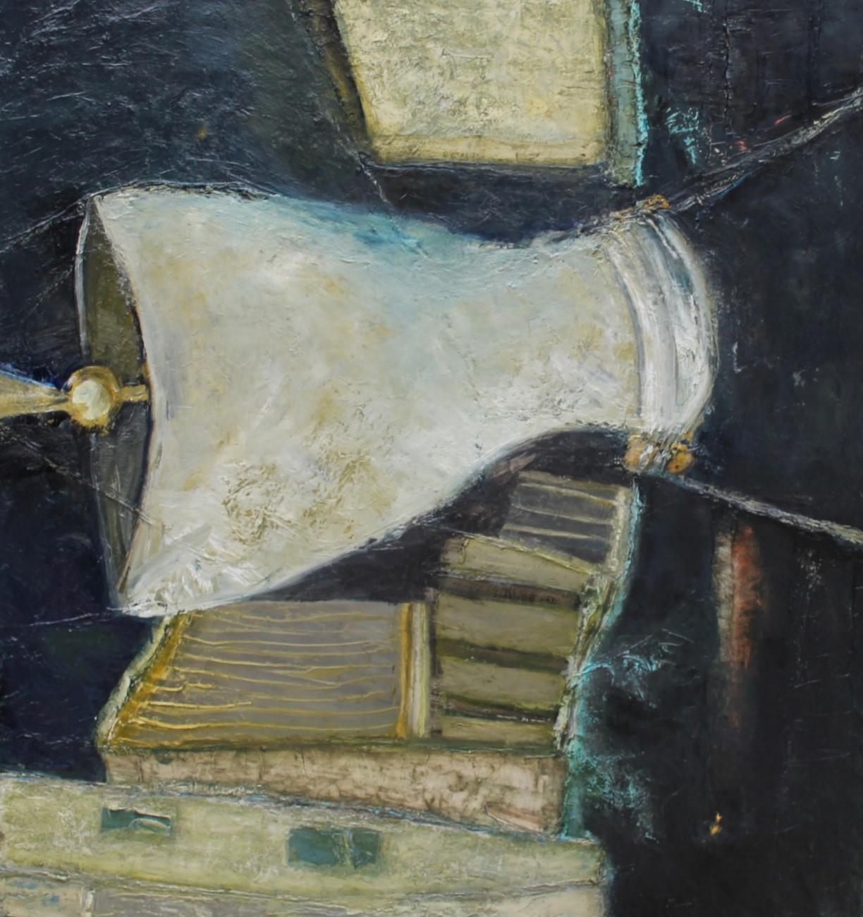 Sybille Fruth, Drama – Durst – kultiviert – Atelier – Die Glocke Sybille Fruth