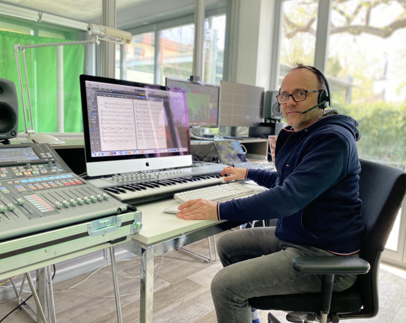 Jammin´Cool Heiko Schulz, Livemusik im Einsatz bei Corporate Events  im digitalen Raum Jammin Cool