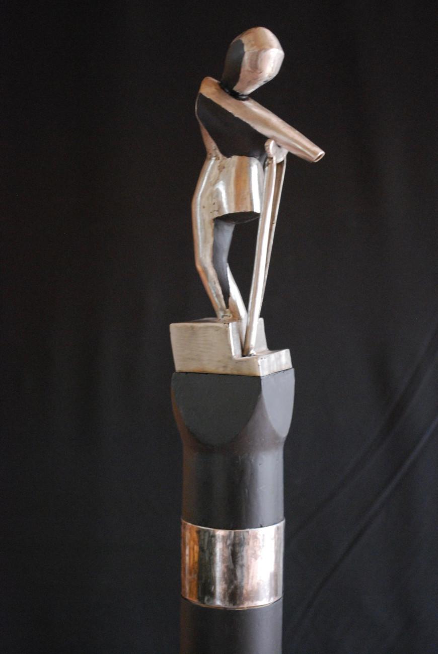 Rückzug und Erbauung Uli Lamp, Heldenserie Uli Lamp