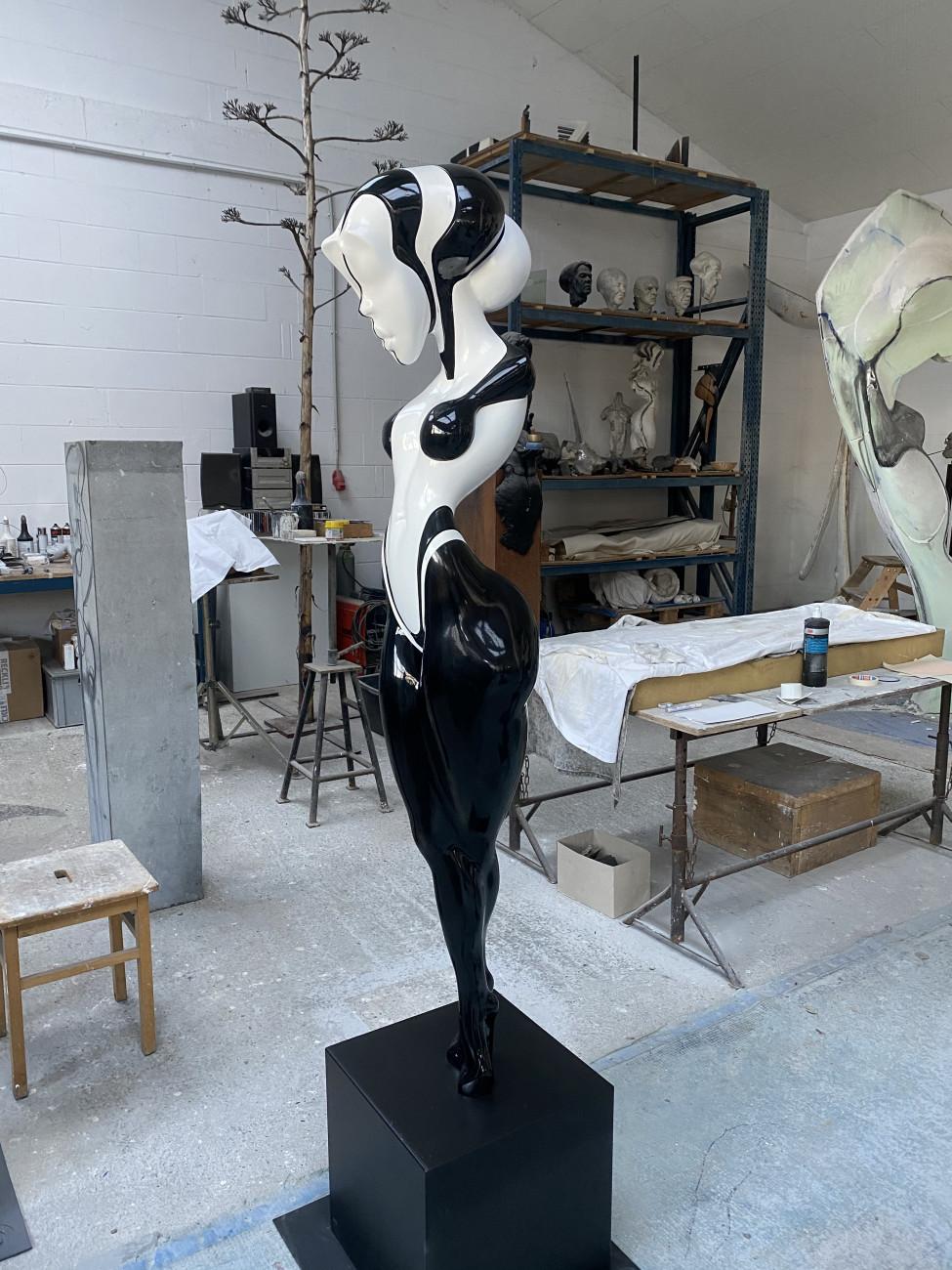 Bildhauer Peter Brauchle, Bewusst Peter Brauchle