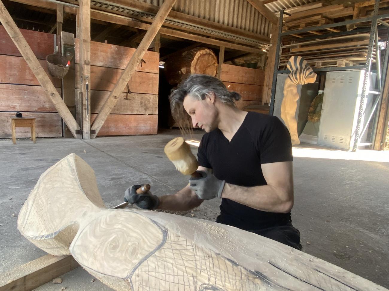 Bildhauer Peter Brauchle, Prägung Peter Brauchle