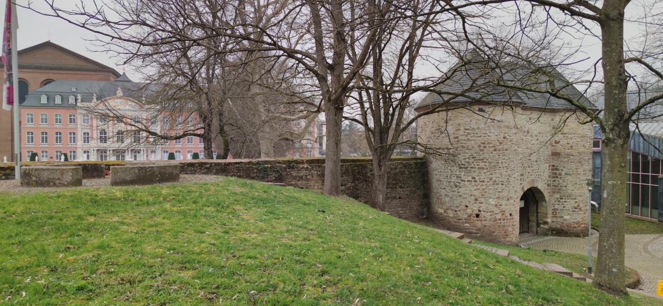 Baumeister Trier Dr. Kathrin Baumeister, Der Palastgarten Trier – Ein Park zur Erholung der Bürger und Gäste Triers Baumeister