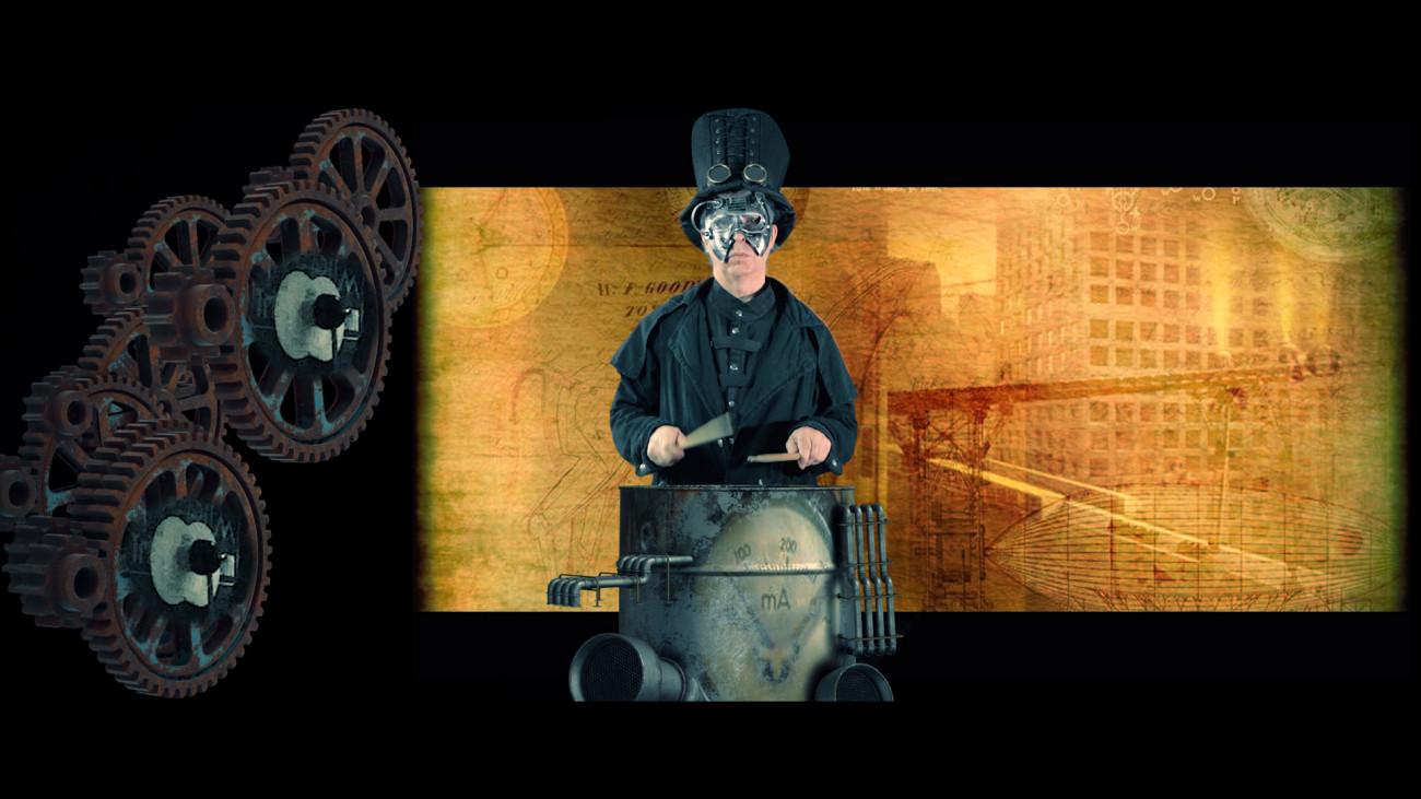 Peter Weiner, NENYA – A Tribute to Ludwig van B.' s Pathetique (Beethoven goes Steampunk) Rhythmkicks