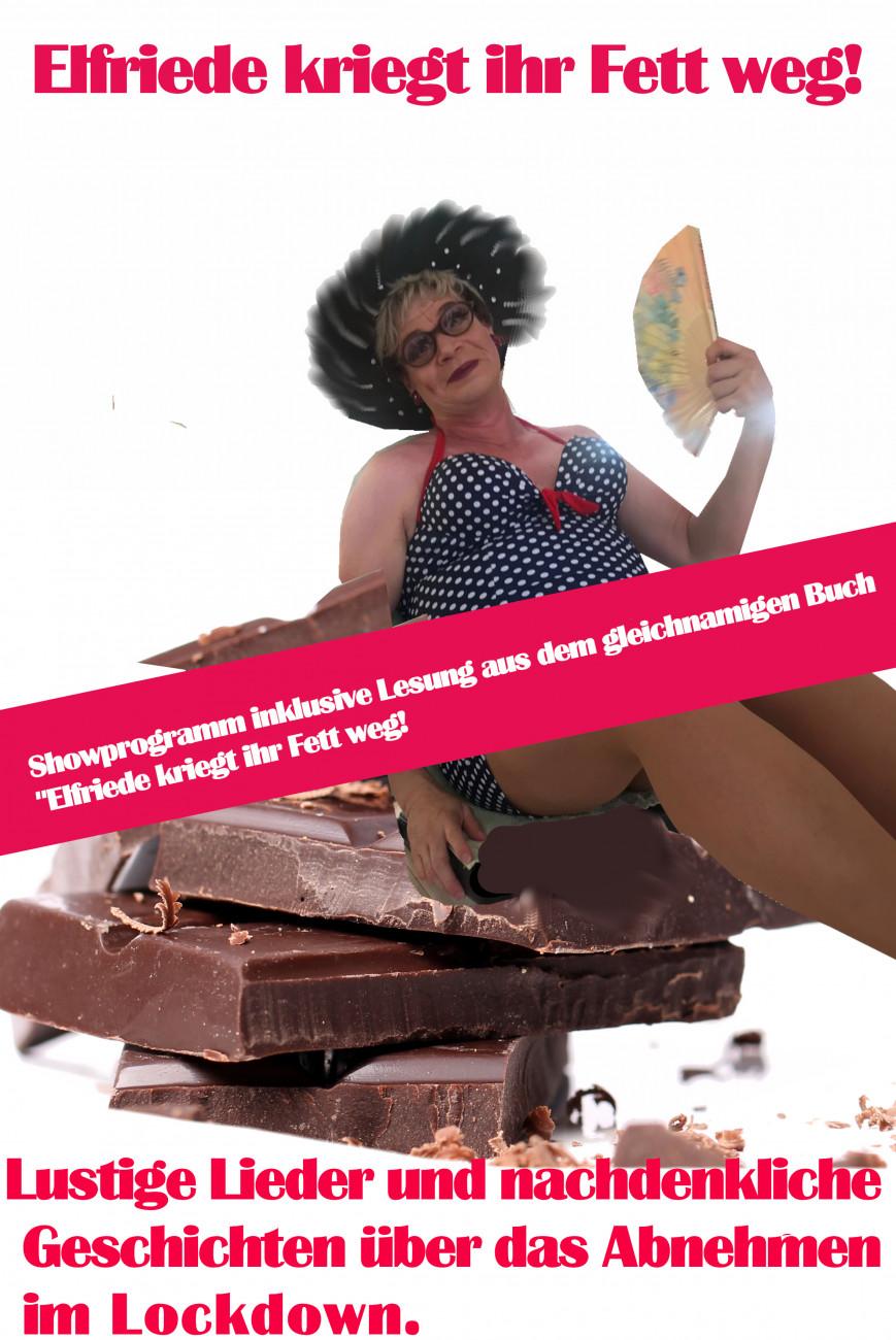 Elfriede Bohnsack, Elfriede kriegt ihr Fett weg Katja