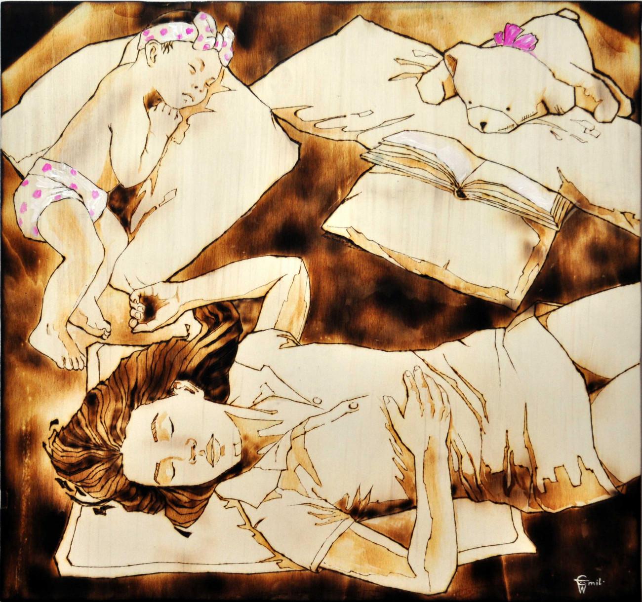 Emil Walker, Schlaf-1