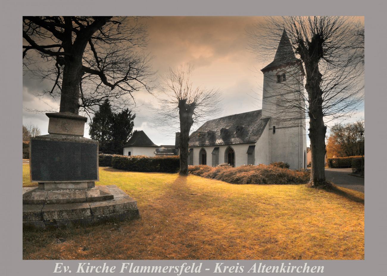 Gerd Asmussen Photograph, Evangelische Kirchen im Kreis Altenkirchen Gerd Asmussen
