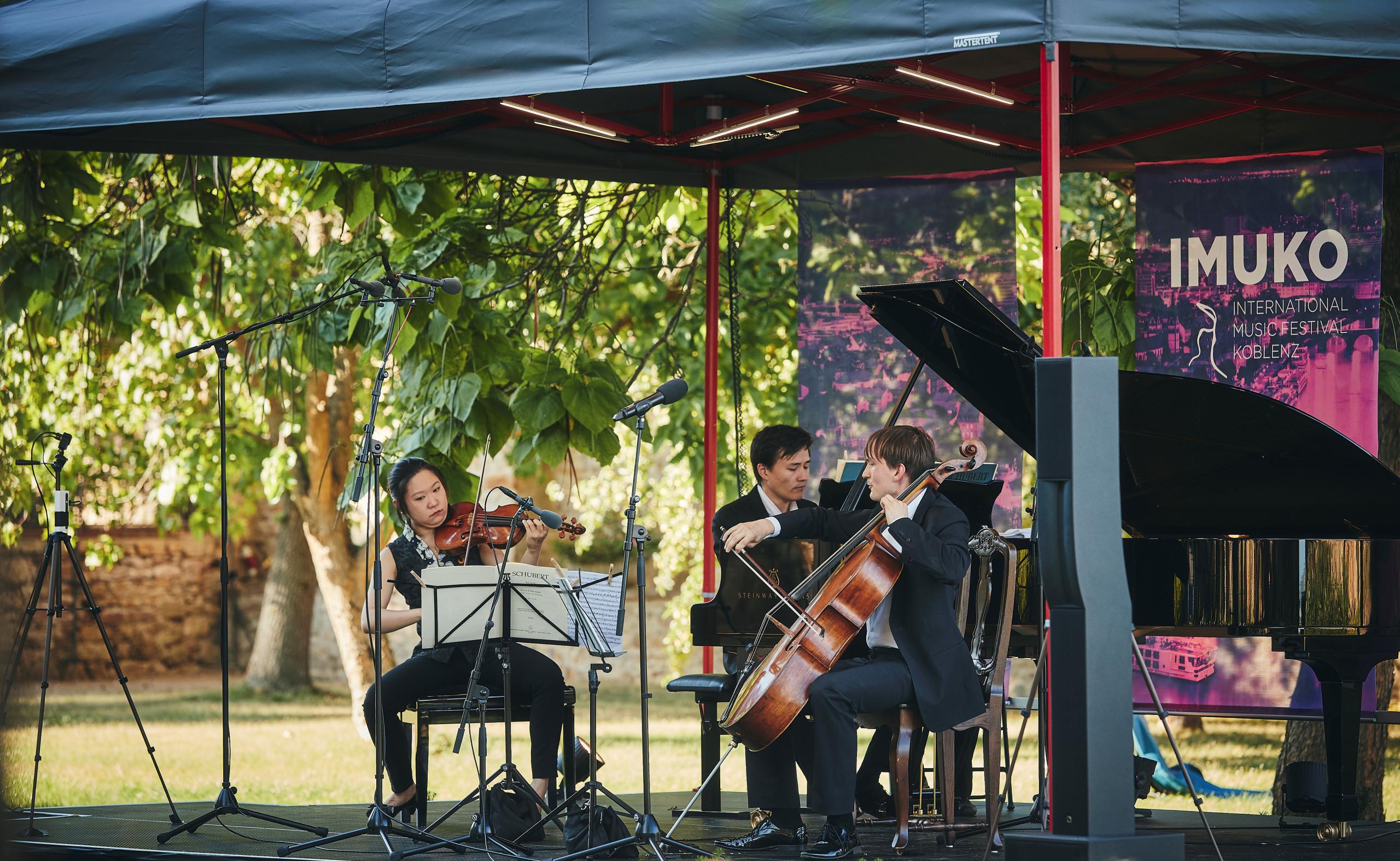 Schubert Trio IMUKO