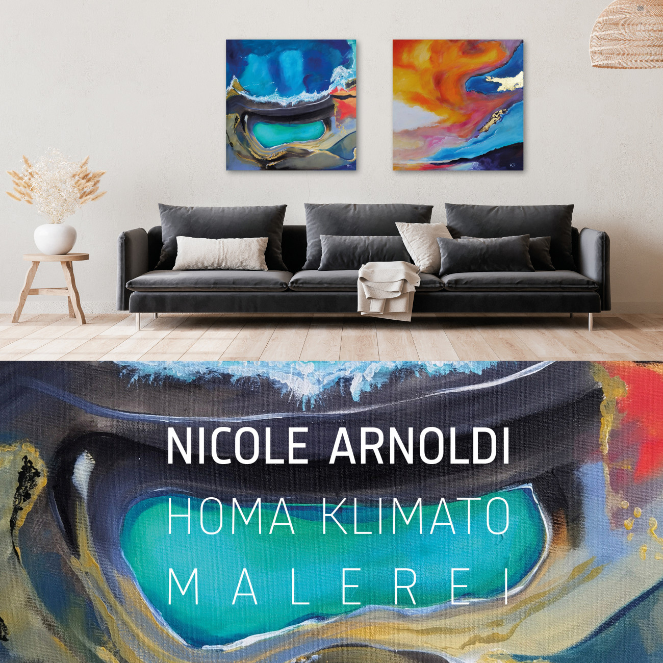 Nicole Arnoldi, Fernweh   Lanzarote Nicole Arnoldi