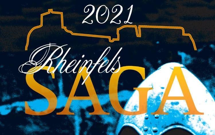 Rheinfels-Saga 2021 Logo