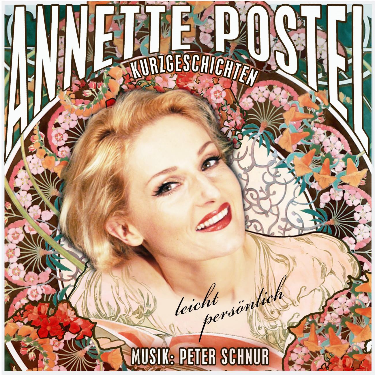 ANNETTE POSTEL, Kurzgeschichten leicht persönlich PR