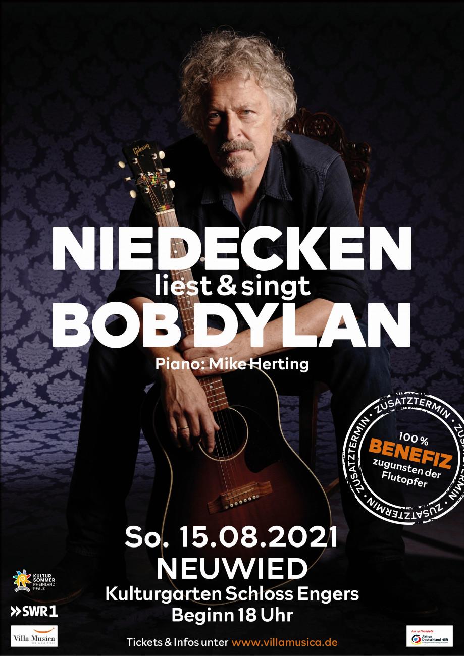 Niedecken liest & singt Bob Dylan, Niedecken liest & singt Bob Dylan Tina Niedecken
