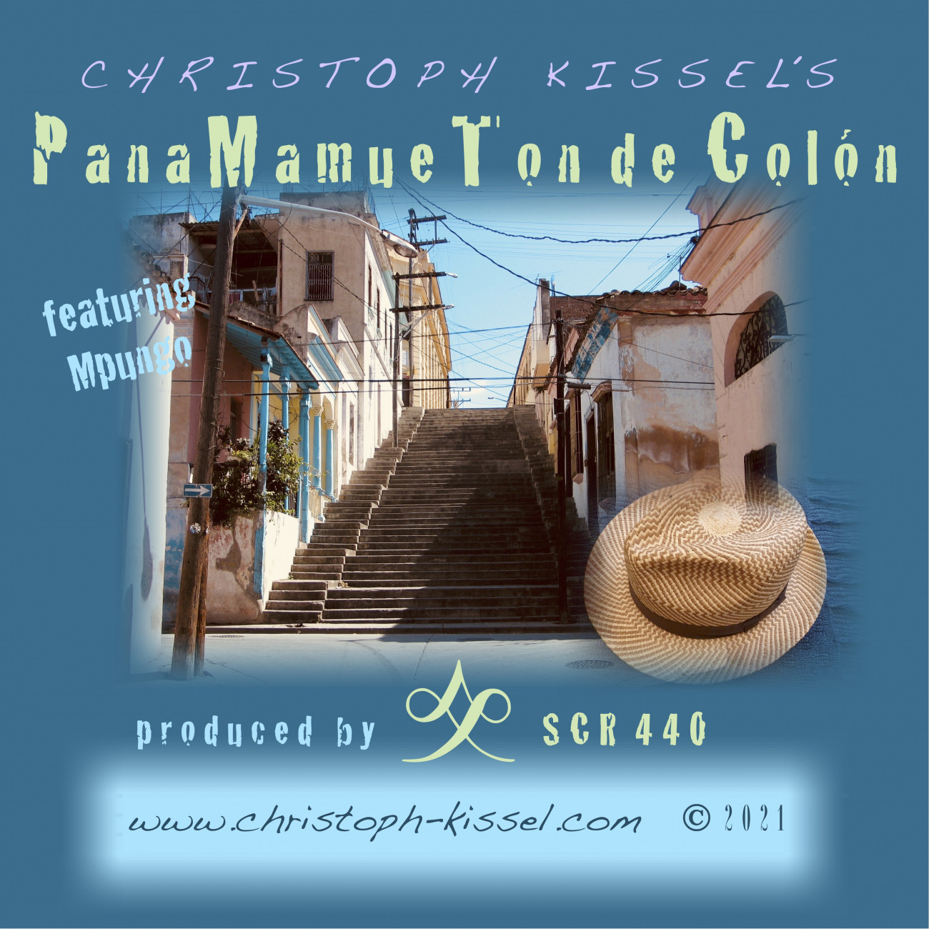 "SCR440 Christoph ""Colón"" Kissel, ""PanaMamueTon De Colón"" – SCR440"