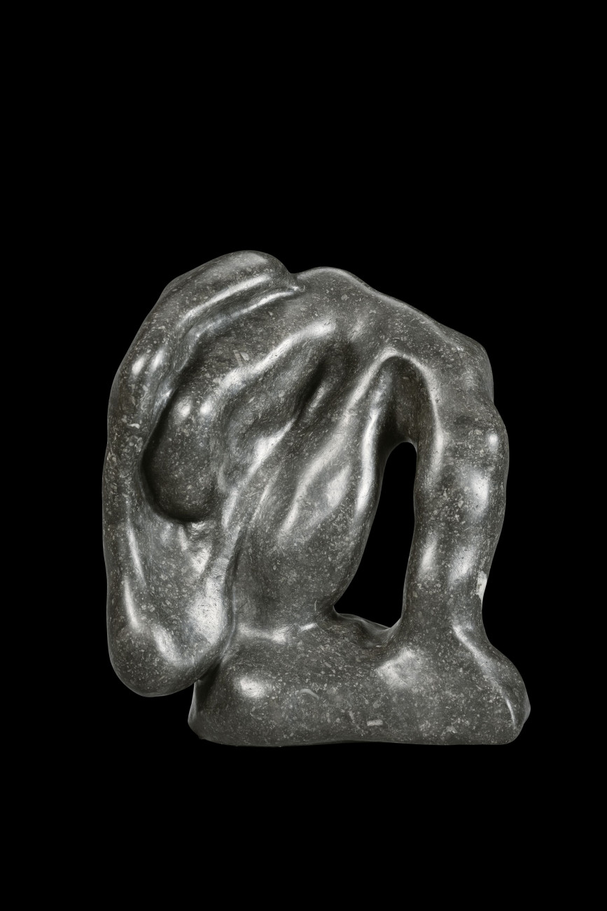 Rodin / Arp, Rodin / Arp Heini Schneebeli © VG Bild-Kunst, Bonn 2021
