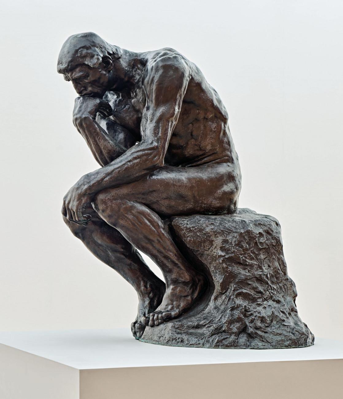 Rodin / Arp, Rodin / Arp Mark Niedermann