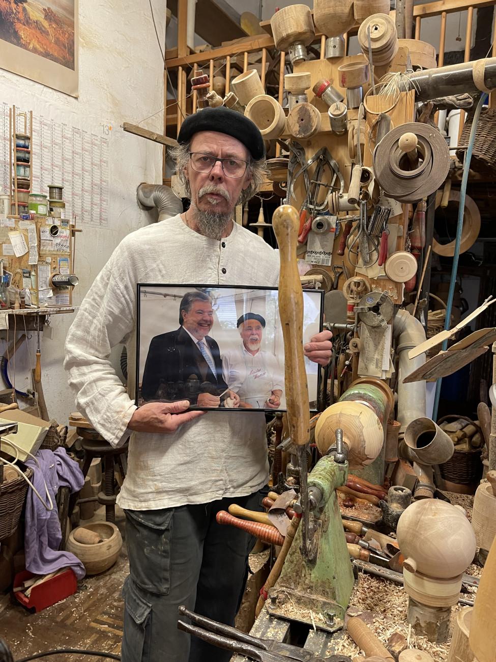 Udo Havekost, Weiterführung des Werkateliers meines 2018 verstorbenen Vaters in Rhodt unter Rietburg
